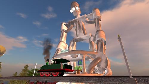 Nish's Train