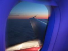 Virgin America Wingtip