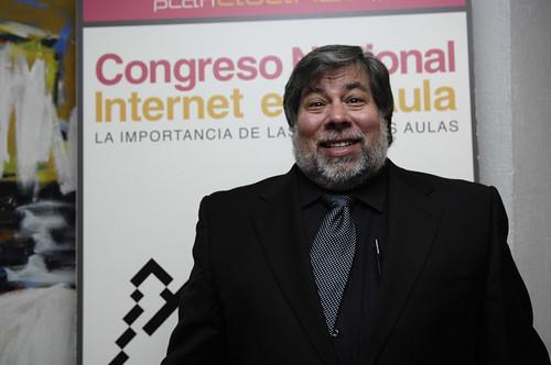 CIEA Madrid - Stephen Wozniak - Co-Fundador de Apple