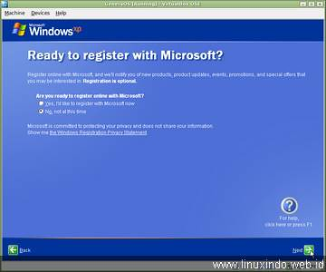 register to microsoft