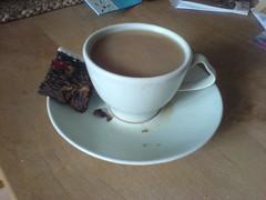 Ah! A nice cup of tea