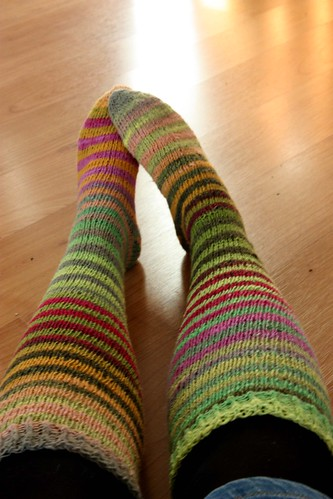Noro Knee-highs