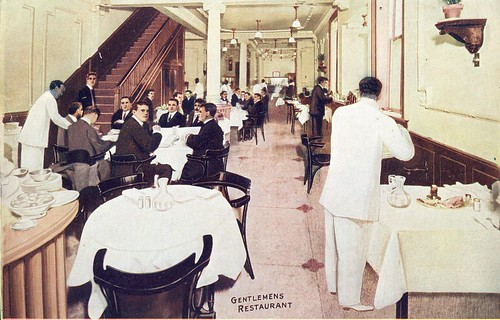 Gentlemens Restaurant - Harvey's