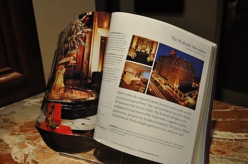 Peabody Hotel Book