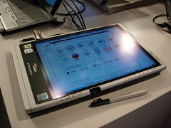 Fujitsu Stylistic ST5111 slate Tablet PC