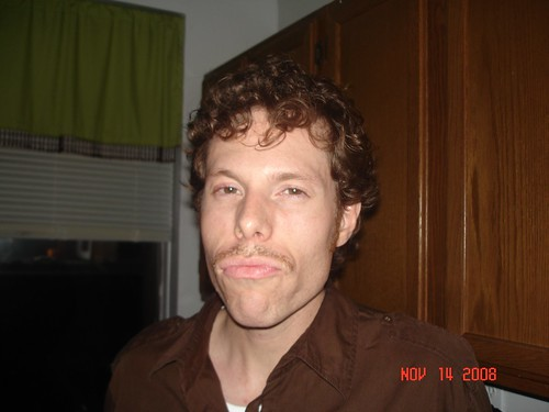 Movember - 15, 2008 - Dont mess with me