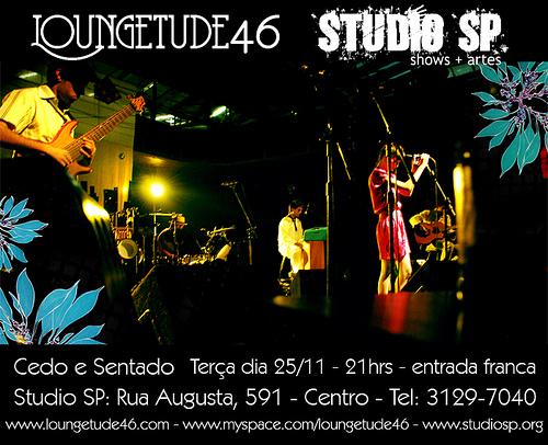 Flyer / Loungetude 46