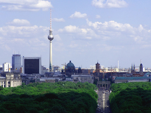 Berlin - Skyline