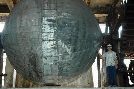 reaktor hidrolisis