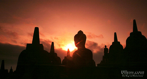 Borobodur, Central Java