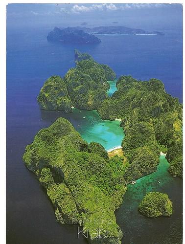THAILAND Phi Phi Island by manchot6150