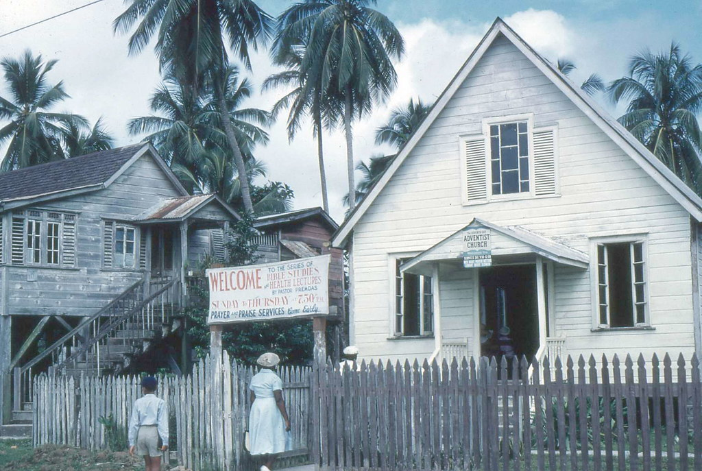 Seventh Day Adventist Church, Wismar, Guyana