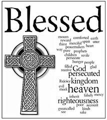 beatitudes bulletin cover