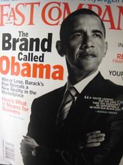 Brand Obama...