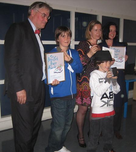 Jenny Downham with David Fickling