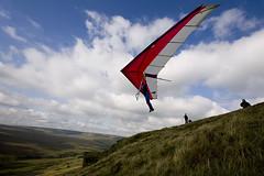 Hang gliding @ Pule