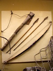 Bow, Arrows, & Quiver