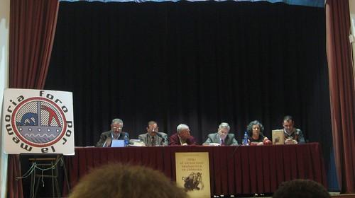 Presentacion Libro El Genocidio Franquista en Cordoba en el Instituto Luis de Gongora.
