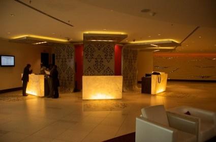 Johannesburg's Rosebank Hotel