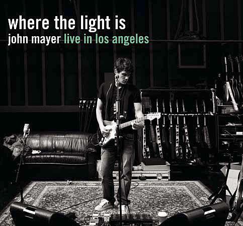 John Mayer - Where The Light Is - Live in Angeles (CD,DVD)