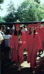 High School Graduation from Hun - June 1995