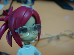 my glasses are the coolest~!