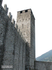 Day 2 - At the Bellinzona Castle