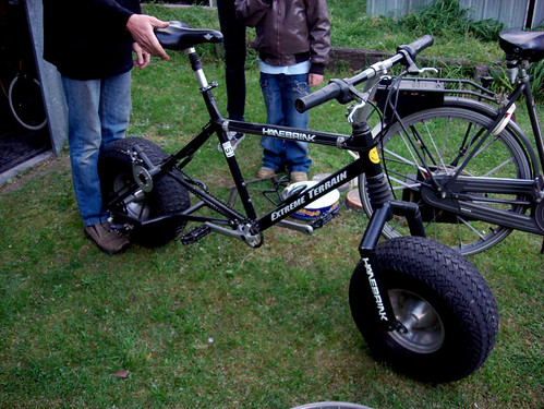 Extreme Bike for sand or snow used - I WANT ONE!!
