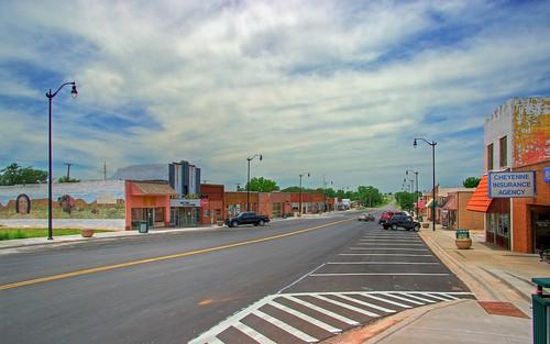 Cheyenne City, OK
