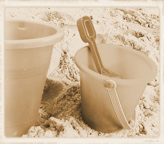 Sand Pail Faded