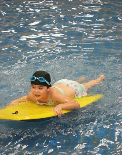 Surfing Jaylene