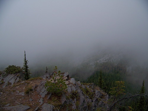 From Baldy Mountain trail