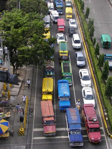 Cebu City - Jeeps by man_from_cancun.
