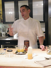 Chef Michael Young