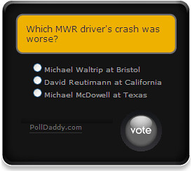 MWR Crash