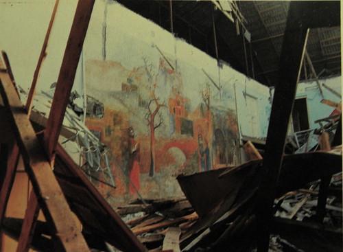 "Saved ""Armenia"" (1973) Mural by Minas Avetisian"