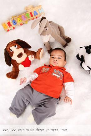 fotografia niños bebes peru