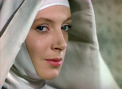 Black Narcissus, Deborah Kerr as Sister Superior