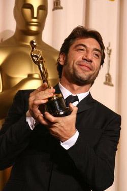 Javier Bardem gana el Oscar