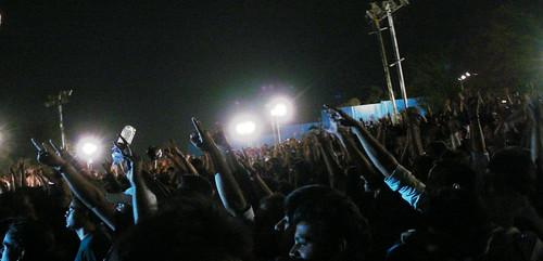 Pentagram concert