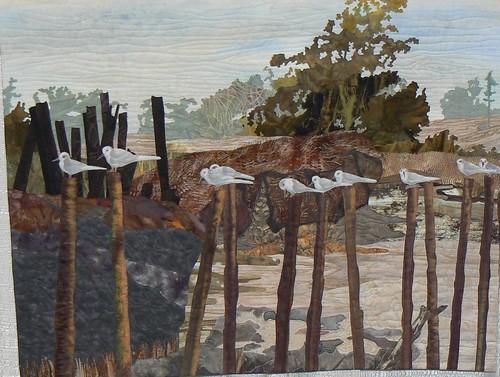 Winter Plumage by Denise Oyama Miller