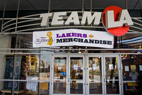Team LA Store