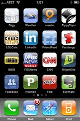 iPhone Launcher Page 2