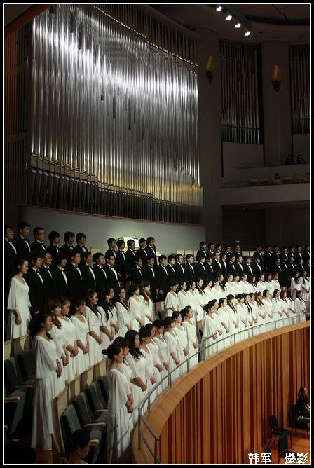 The CCOM chorus