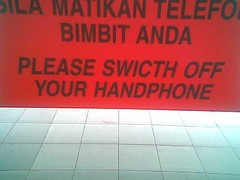 LCCT KL bad english 2