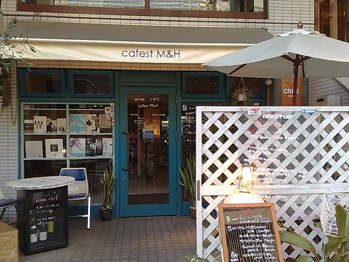 那霸‧牧志一丁目‧Cafest M&H