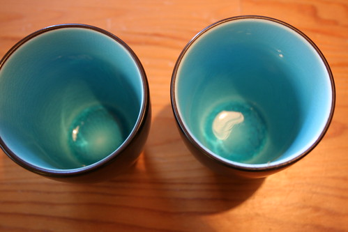 Thrift Store Pair O' Cups 2