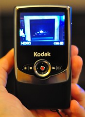 Kodak Zi6 HD Video Camera
