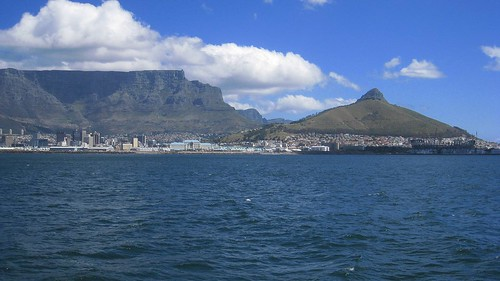 Cape Town, Table Mountain, & Lions Head - South Africa