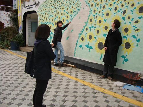 Busan street art